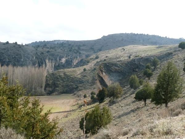 Une journée à Montejo de la Vega – Souvenirs de mars 2009
